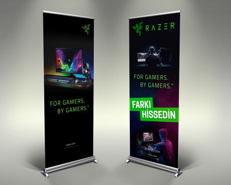 Razer Roll Up